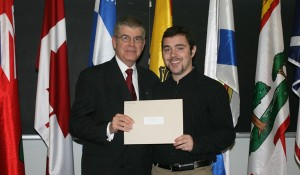 Automotive and Business School of Canada Award Ceremony